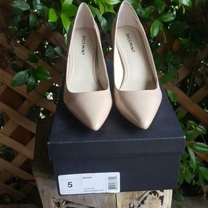 🌺Brand new ! classy nude pumps 🌺